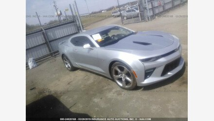 2017 Chevrolet Camaro SS Coupe for sale 101117507