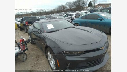 2017 Chevrolet Camaro LT Coupe for sale 101118852