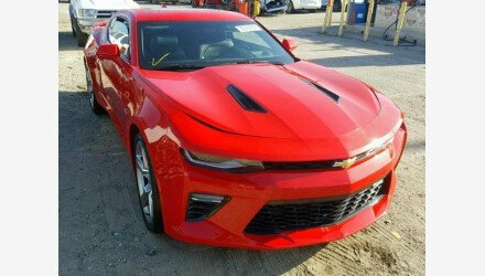 2017 Chevrolet Camaro SS Coupe for sale 101122608