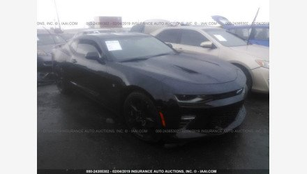 2017 Chevrolet Camaro SS Coupe for sale 101123529