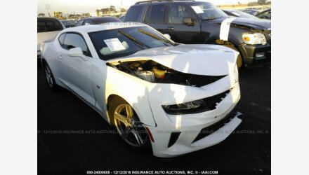 2017 Chevrolet Camaro LT Coupe for sale 101182218