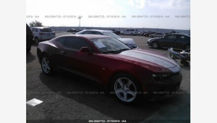 2017 Chevrolet Camaro LT Coupe for sale 101189975