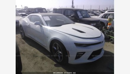 2017 Chevrolet Camaro SS Coupe for sale 101191563