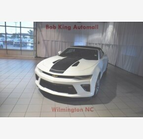 2017 Chevrolet Camaro SS Convertible for sale 101191924