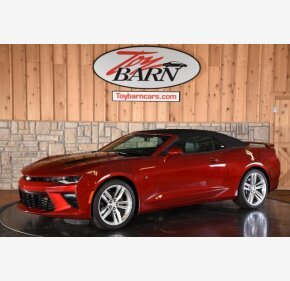 2017 Chevrolet Camaro SS Convertible for sale 101192152