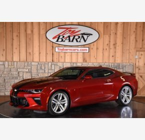 2017 Chevrolet Camaro SS Coupe for sale 101197466