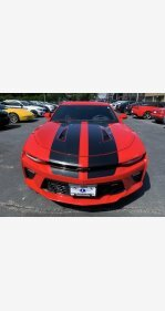 2017 Chevrolet Camaro SS Coupe for sale 101197702