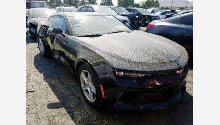 2017 Chevrolet Camaro LT Coupe for sale 101205901