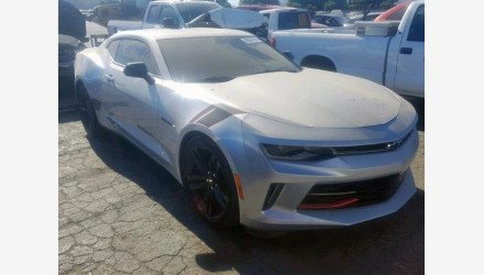 2017 Chevrolet Camaro LT Coupe for sale 101205909