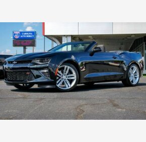 2017 Chevrolet Camaro SS Convertible for sale 101217014