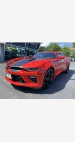 2017 Chevrolet Camaro SS Coupe for sale 101217042