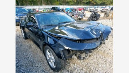 2017 Chevrolet Camaro LT Coupe for sale 101220608