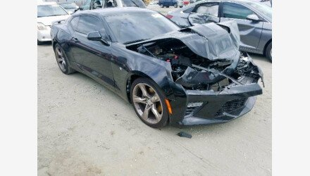2017 Chevrolet Camaro SS Coupe for sale 101221926