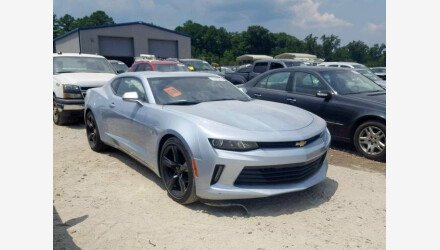 2017 Chevrolet Camaro LT Coupe for sale 101222222