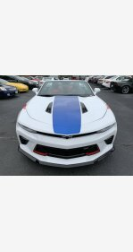2017 Chevrolet Camaro SS Convertible for sale 101223680