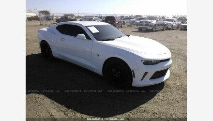 2017 Chevrolet Camaro LT Coupe for sale 101223990