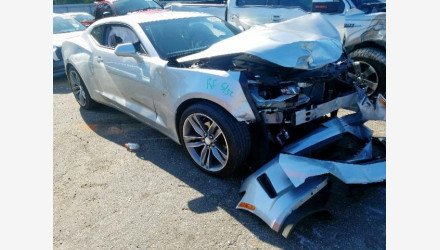 2017 Chevrolet Camaro LT Coupe for sale 101225050