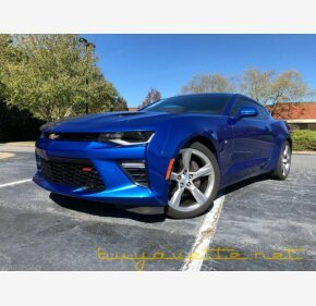 2017 Chevrolet Camaro for sale 101229717
