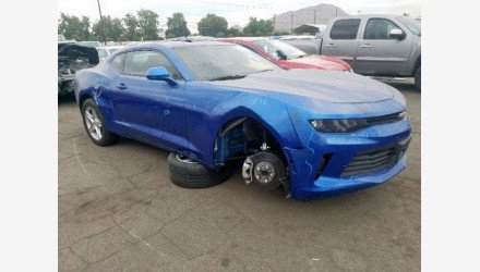 2017 Chevrolet Camaro LT Coupe for sale 101237400