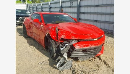 2017 Chevrolet Camaro LT Coupe for sale 101237421