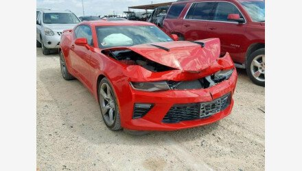 2017 Chevrolet Camaro SS Coupe for sale 101237435