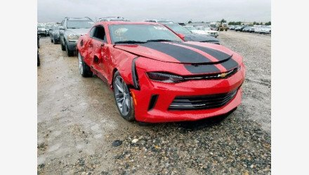 2017 Chevrolet Camaro LT Coupe for sale 101238384
