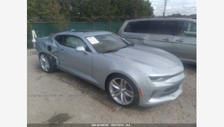 2017 Chevrolet Camaro LT Coupe for sale 101238849