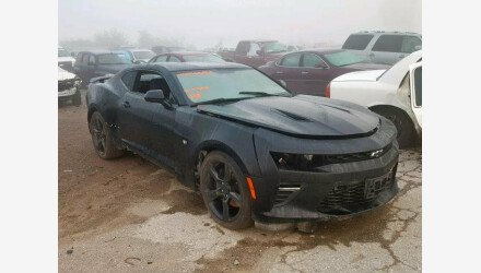 2017 Chevrolet Camaro SS Coupe for sale 101244694