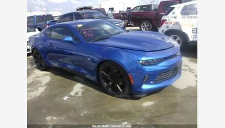 2017 Chevrolet Camaro LT Coupe for sale 101244983