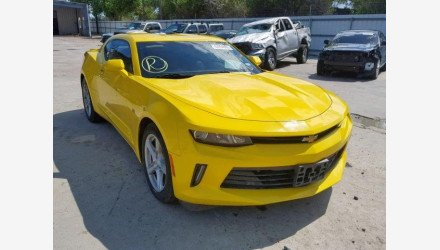 2017 Chevrolet Camaro LT Coupe for sale 101246205