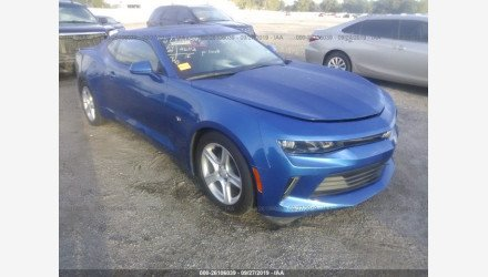 2017 Chevrolet Camaro LT Coupe for sale 101248270