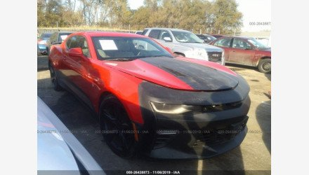 2017 Chevrolet Camaro SS Coupe for sale 101248307