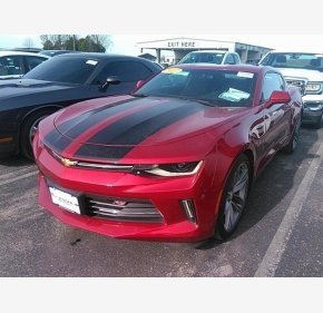 2017 Chevrolet Camaro LT Coupe for sale 101250914