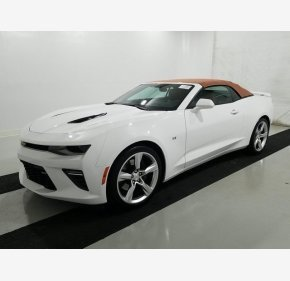 2017 Chevrolet Camaro SS Convertible for sale 101254286