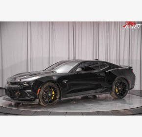 2017 Chevrolet Camaro SS Coupe for sale 101258983