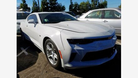 2017 Chevrolet Camaro LT Coupe for sale 101266435