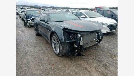 2017 Chevrolet Camaro LT Coupe for sale 101306976