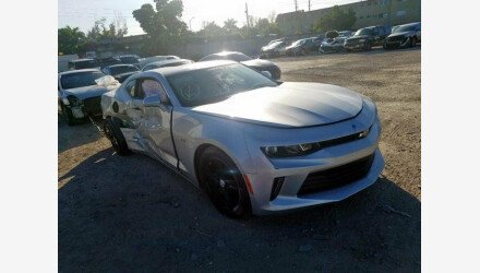 2017 Chevrolet Camaro LT Coupe for sale 101307084