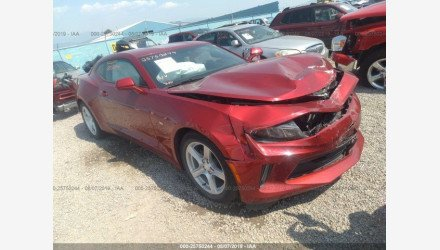 2017 Chevrolet Camaro LT Coupe for sale 101308783
