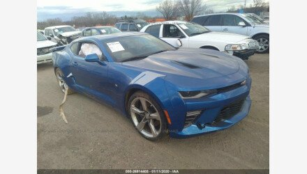 2017 Chevrolet Camaro SS Coupe for sale 101320844