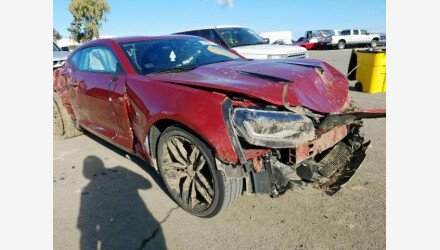 2017 Chevrolet Camaro SS Coupe for sale 101330464