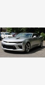 2017 Chevrolet Camaro SS for sale 101335108