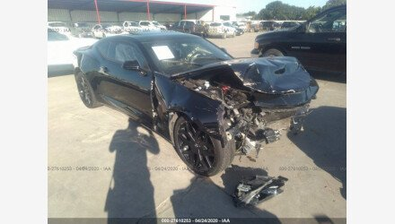 2017 Chevrolet Camaro LT Coupe for sale 101340313