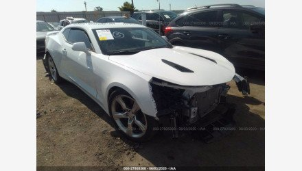 2017 Chevrolet Camaro SS Coupe for sale 101342236