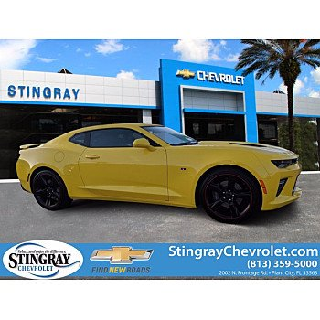 2017 Chevrolet Camaro for sale 101343397