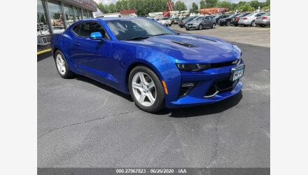 2017 Chevrolet Camaro LT Coupe for sale 101346919