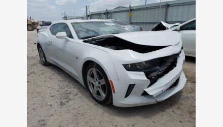 2017 Chevrolet Camaro LT Coupe for sale 101359696