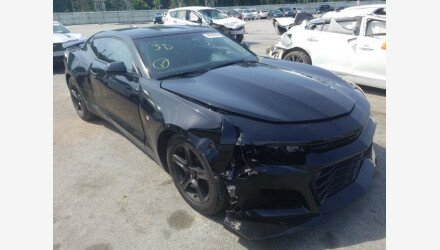 2017 Chevrolet Camaro LT Coupe for sale 101360228