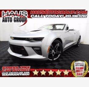 2017 Chevrolet Camaro SS for sale 101380799