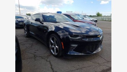 2017 Chevrolet Camaro SS Coupe for sale 101381092